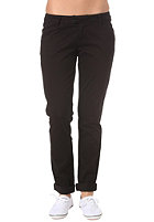 VOLCOM Womens Frochikie Chino Pant 2013 black