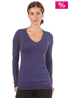 VOLCOM Womens Frochikie V-Neck Woolsweat blue ribbon