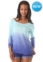 VOLCOM Womens Fun Dipped Sweat vintage blue