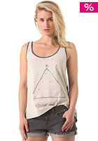 Womens Funday Girl Tank Top charcoal