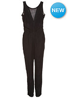 VOLCOM Womens Get In Line Jumpsuit black