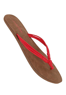 VOLCOM Womens Have Fun Creedlers red