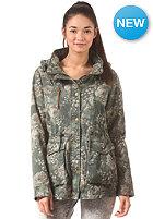 VOLCOM Womens Hazey Jacket olive
