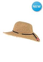 VOLCOM Womens Head Trip Flop Hat tan