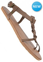 VOLCOM Womens Hot Summer Day Sandal brown