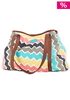 Womens Island Hopping Tote multi
