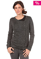 VOLCOM Womens Late Night Cardigan Sweat black combo