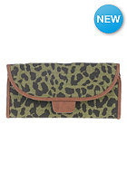 VOLCOM Womens Lazy Day Wallet brown