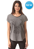 VOLCOM Womens Little Madi Stag Top vintage black