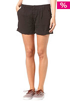 VOLCOM Womens Lived In Frochikie Cuffedshort black