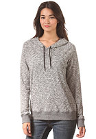 VOLCOM Womens Lived In Hooded Sweat charcoal heather