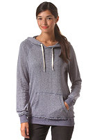 VOLCOM Womens Lived In Hooded Sweat vintage navy