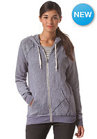 VOLCOM Womens Lived In Hooded Zip Sweat vintage navy