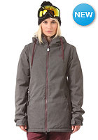 VOLCOM Womens Magnum INS Jacket brushed nickel
