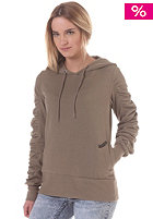 VOLCOM Womens Missfitz Hooded Sweat mushroom