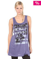 VOLCOM Womens Misty Muse Art Tank Top heron blue