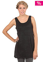 VOLCOM Womens Misty Muse Tunic Tank Top black