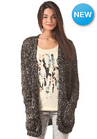 VOLCOM Womens Mix Tape Cardigan black