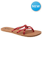VOLCOM Womens New School Sandal rad red