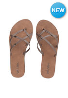 VOLCOM Womens New School Sandals brown