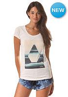 VOLCOM Womens New Wave S/S T-Shirt cream