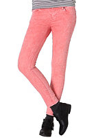 VOLCOM Womens Oily Skinny Colour electric coral