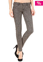 VOLCOM Womens Pistol Denim Legging leopard