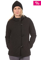 VOLCOM Womens Preps Cool Toggle Jacket black