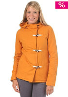 VOLCOM Womens Preps Cool Toggle Jacket golden mustard