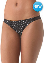 VOLCOM Womens Reality Bites Full Bikini Pant dot print
