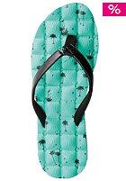 VOLCOM Womens Recliner Sandal aqua