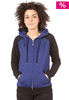 VOLCOM Womens Rocker Hooded Zip Sweat ribbon blue