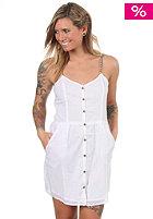 VOLCOM Womens Shadow Striper Dress white