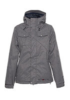 VOLCOM Womens Shore Ins Jacket heather grey