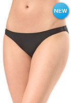 Womens Simply Solid Full Bikini Pant black