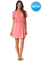 VOLCOM Womens Simply Stone Dress electric coral