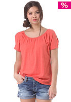 Womens Simply Stoned S/S T-Shirt coral haze