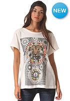 VOLCOM Womens Simply Stoned S/S T-Shirt cream