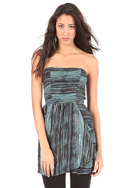 VOLCOM Womens Sketched Out Dress slate blue