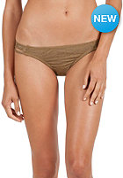 VOLCOM Womens Smoke Signals Full Bikini Pant bear brown