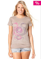 VOLCOM Womens Snake Top light brown