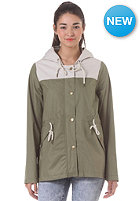 VOLCOM Womens Stalking Jacket army