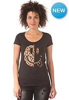 VOLCOM Womens Steal My Soul S/S T-Shirt black