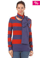 VOLCOM Womens Stealing Beauty Woolsweat blue ribbon