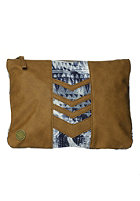 VOLCOM Womens Thrifty Fun Pouch Bag brown