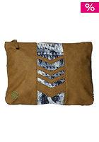 VOLCOM Womens Thrifty Fun Pouch Bag brown
