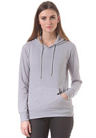 VOLCOM Womens Timesoft Fleece Hooded Sweat heather grey