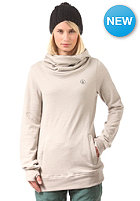 VOLCOM Womens Tower Hooded Fleece Sweat sparrow