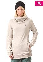 VOLCOM Womens Tower Hooded Fleece Sweat sparrow