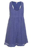 VOLCOM Womens Ur A Pistol Dress vintage blue